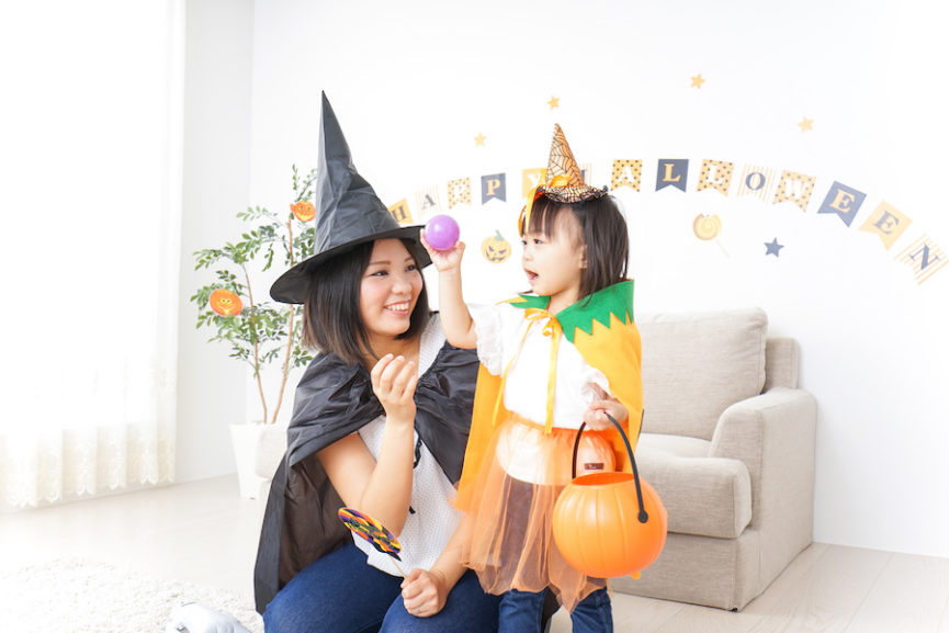 Halloween Safety for Toddlers and Preschoolers